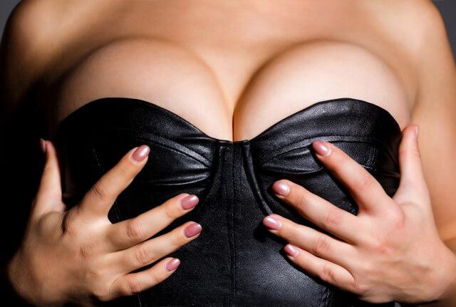 string breast implants